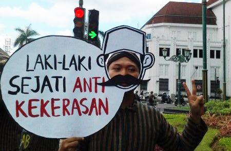 Aksi Laki-laki Anti Kekerasan